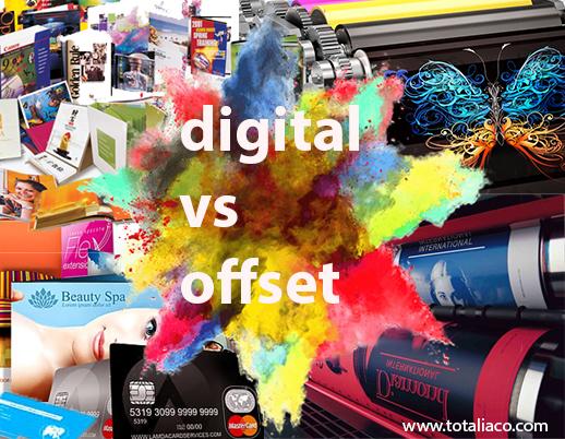 چگونه بازارهای چاپ دیجیتال و افست تغییر خواهند کرد؟