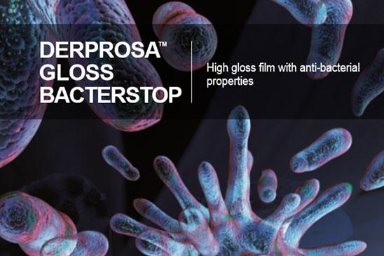سلفون حرارتی براق ضد باکتری درپروسا DERPROSA GLOSS BATERSTOP