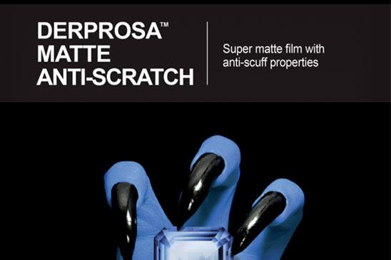 سلفون حرارتی مات ضد خش درپروسا DERPROSA MATTE ANTI-SCRATCH