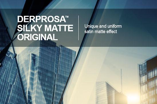 سلفون حرارتی سیلکی درپروسا DERPROSA SILKY MATTE ORIGINAL