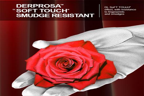 سلفون حرارتی مخملی ضد اثرانگشت درپروسا DERPROSA SOFT TOUCH SMUDGE RESISTANT