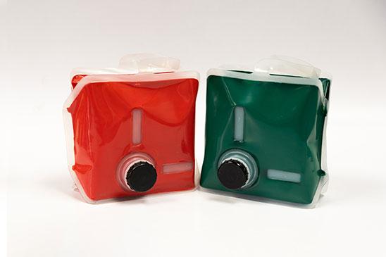 مرکب رنگی دوپلو سری  Duplo Ink DP-U series