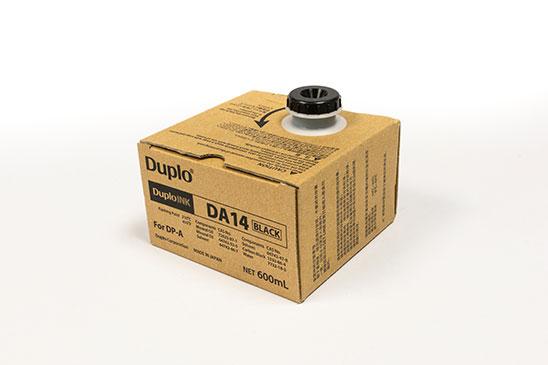 مرکب مشکی دوپلو سری DP-A  Duplo Ink DP-A series
