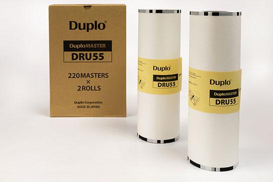 رول مستر دوپلو مدل Duplo Master DRU55