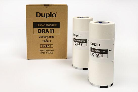 رول مستر دوپلو مدل Duplo Master DRA-11