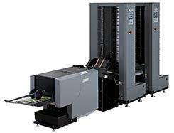 سیستم صحافی مجله دوپلو مدل Duplo 150C Booklet System