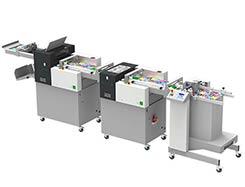 دستگاه خط تا، پرفراژ و تاکن مولتی گراف Multigraf CP375 DUO & TCF375