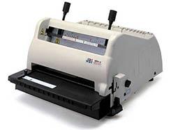 دستگاه پانچ و صحافی فنر دوبل جی بی آی JBI PB 3300
