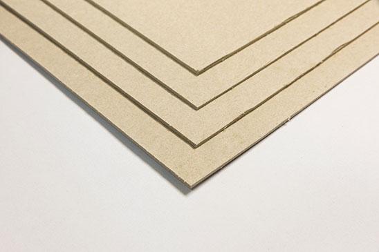 مقوای کرجی فستبایند Fastbind Grey Board