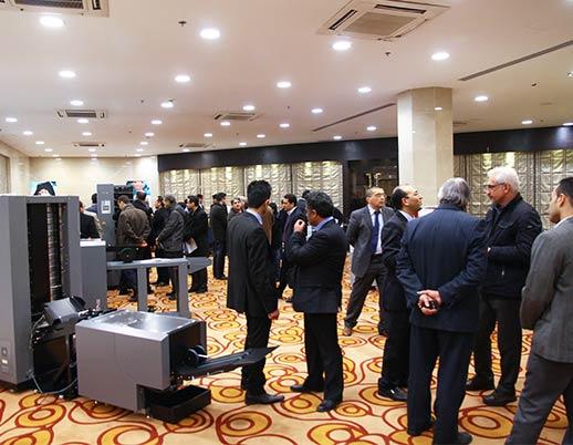 نمایشگاه اختصاصی چاپ و صحافی توتالیا سال ۱۳۹۲ هتل آزادی