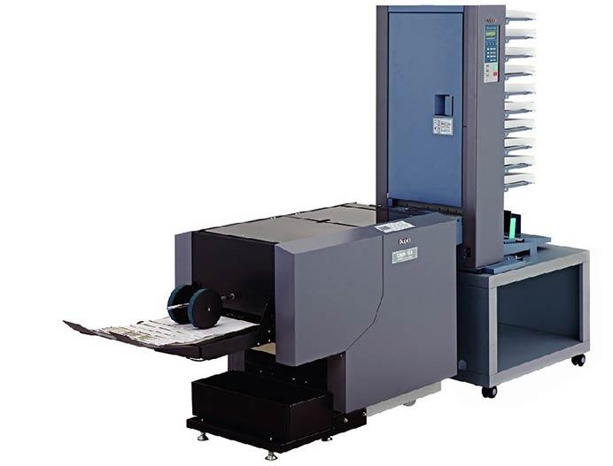سیستم صحافی مجله دوپلو مدل Duplo 150Fr Booklet System