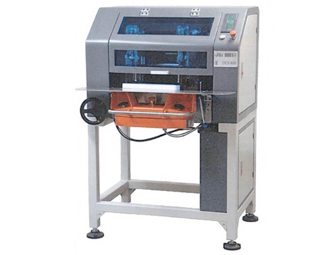 دستگاه گوشه گرد کن کاغذ جی بی آی  JBI DRC 400