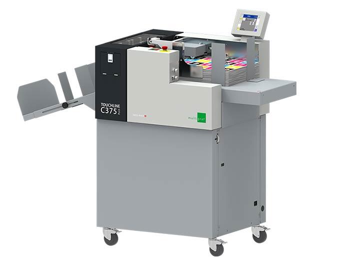 دستگاه خط تای مولتی گراف Multigraf TOUCHLINE C375 PLUS