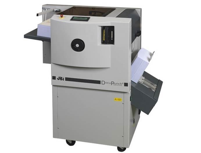 دستگاه پانچ جی بی آی JBI DocuPunch MK2