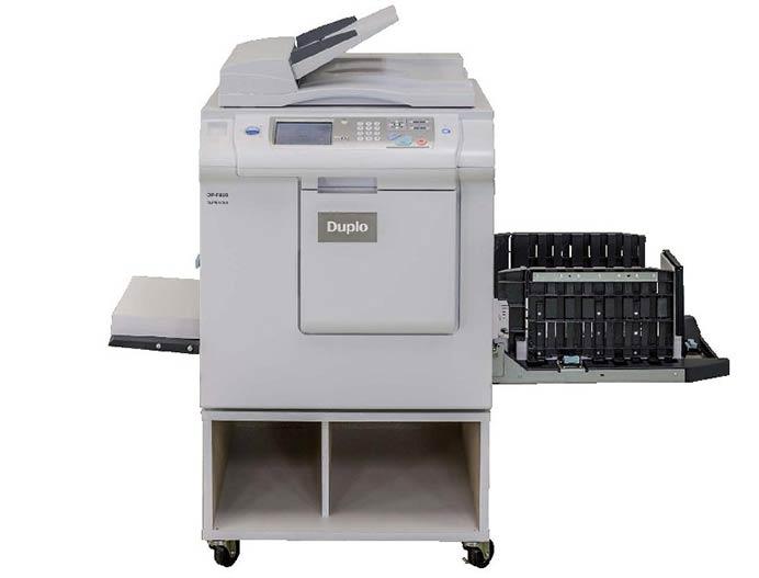 دستگاه تک رنگ پلی کپی دوپلو Duplo DP-F850