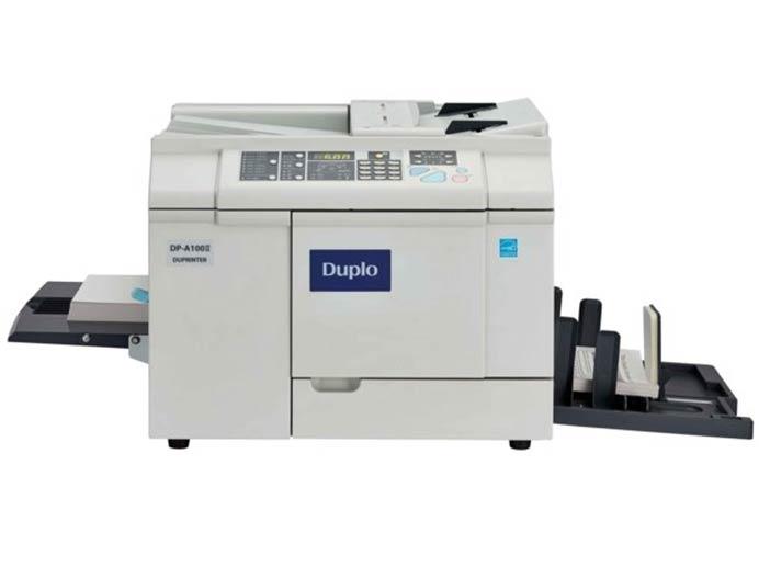 دستگاه تک رنگ پلی کپی دوپلو مدل Duplo DP-A100lI