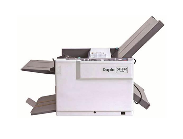 دستگاه تاکن رومیزی دوپلو Duplo DF-870