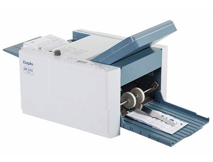 دستگاه تاکن رومیزی دوپلو Duplo DF-970