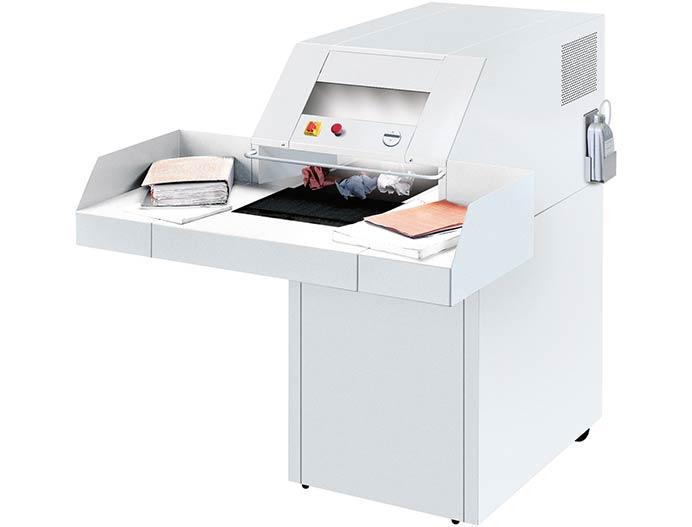 دستگاه کاغذ خرد کن صنعتی ای ب آ EBA 6340