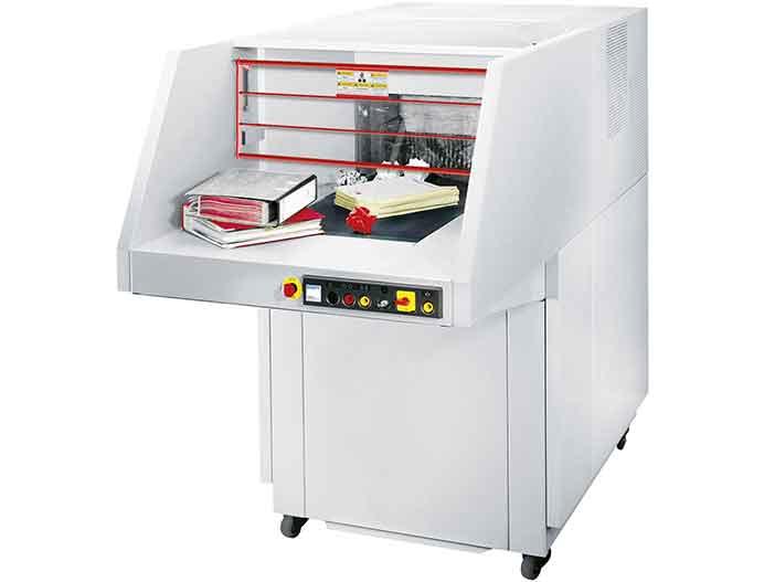 دستگاه کاغذ خرد کن صنعتی ای ب آ  EBA 7050-2 C