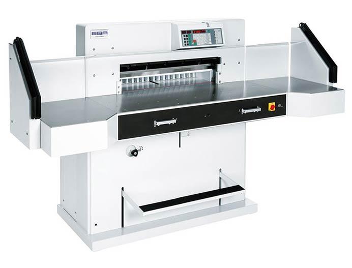 مجموعه دستگاه های تولید دفتر - برش EBA 7260