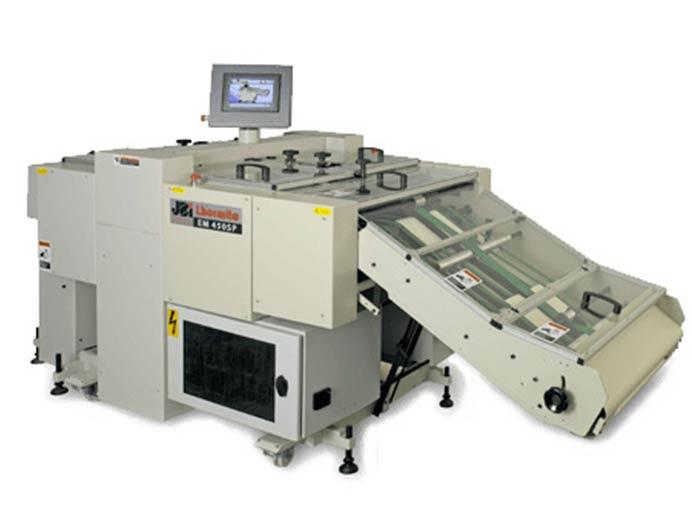 دستگاه پانچ جی بی آی JBI EM450