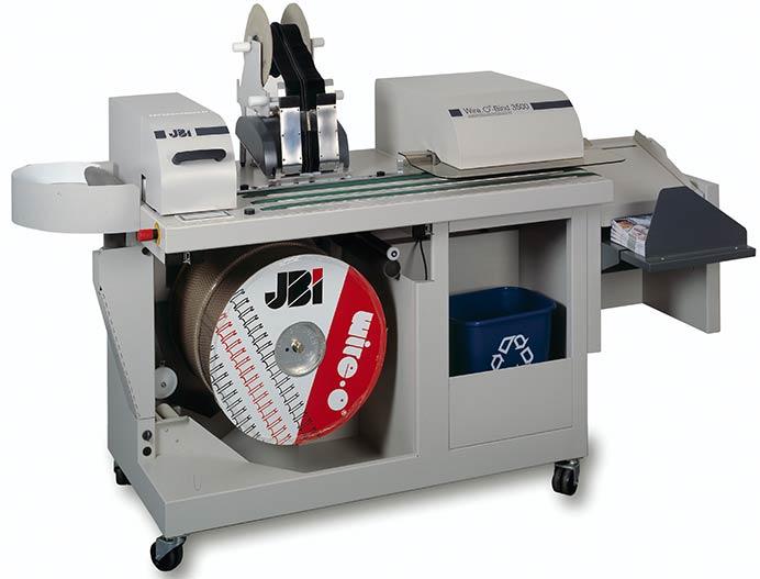 مجموعه دستگاه های تولید دفتر - سیمی کن WOB3500