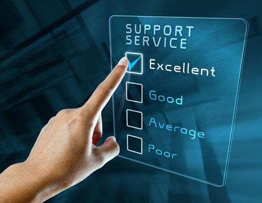 درخواست خدمات پس از فروش